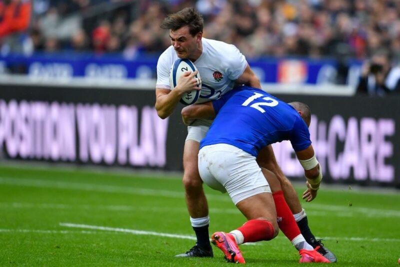 England full-back George Furbank
