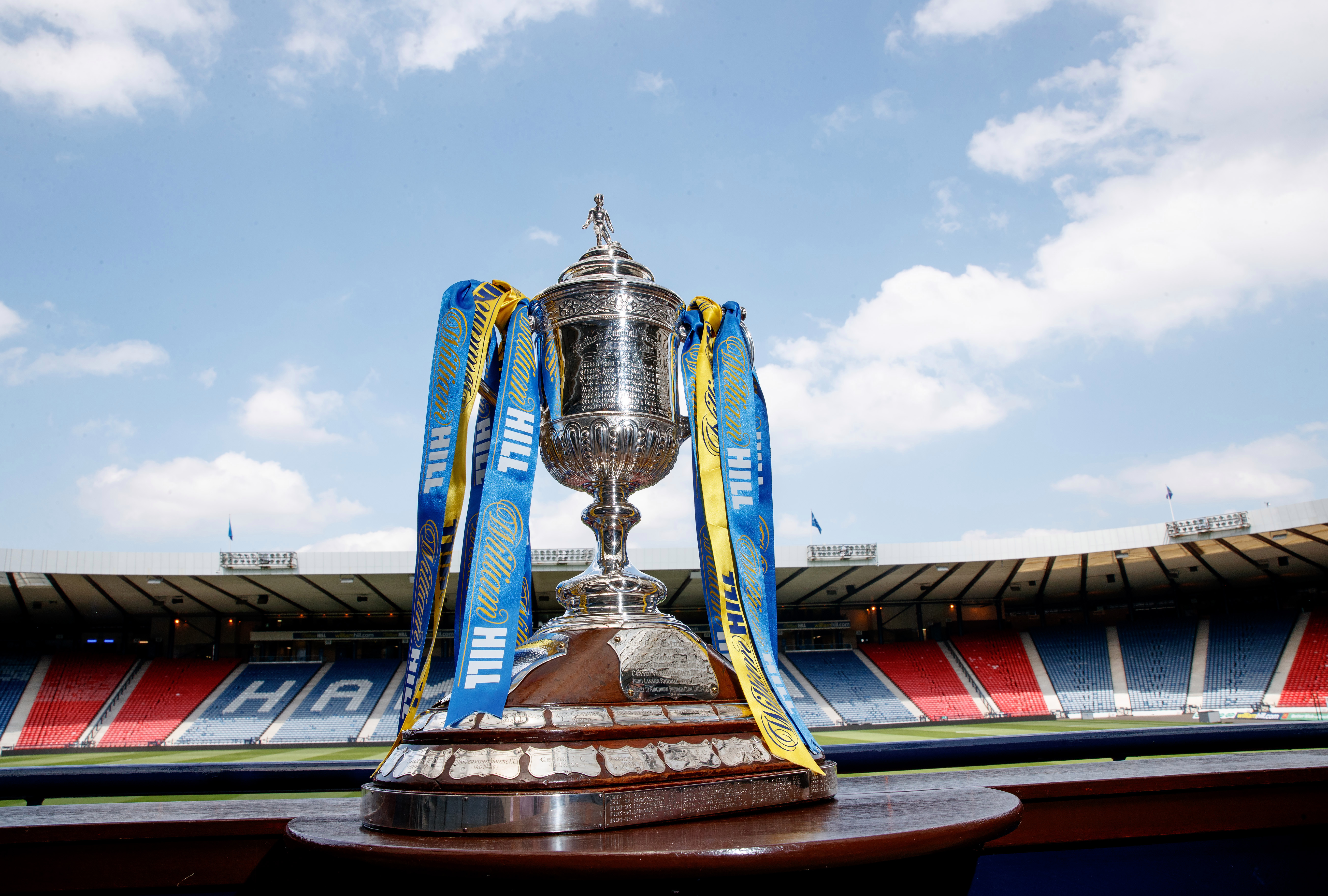 Fans are still waiting to hear about Scottish Cup ties but they look certain to be moved