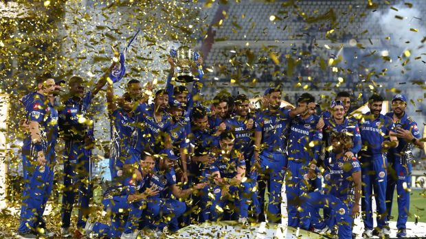 Like the India Premier League, the World 12s would be based around a player auction with players earning between €100,00 and €250,000 for three weeks work. Photograph: Robert Cianflone/Getty Images