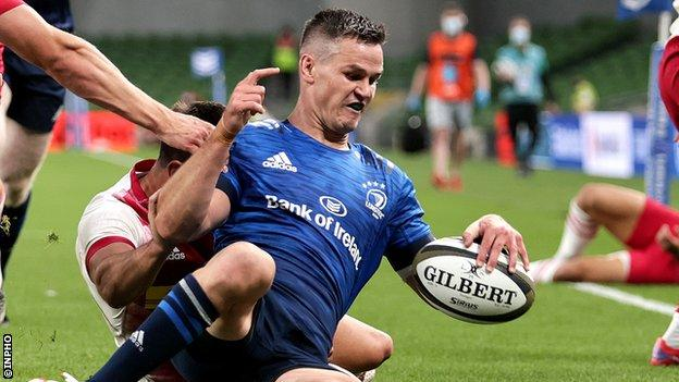 Johnny Sexton was left out of the Lions squad and was rested by Ireland this summer