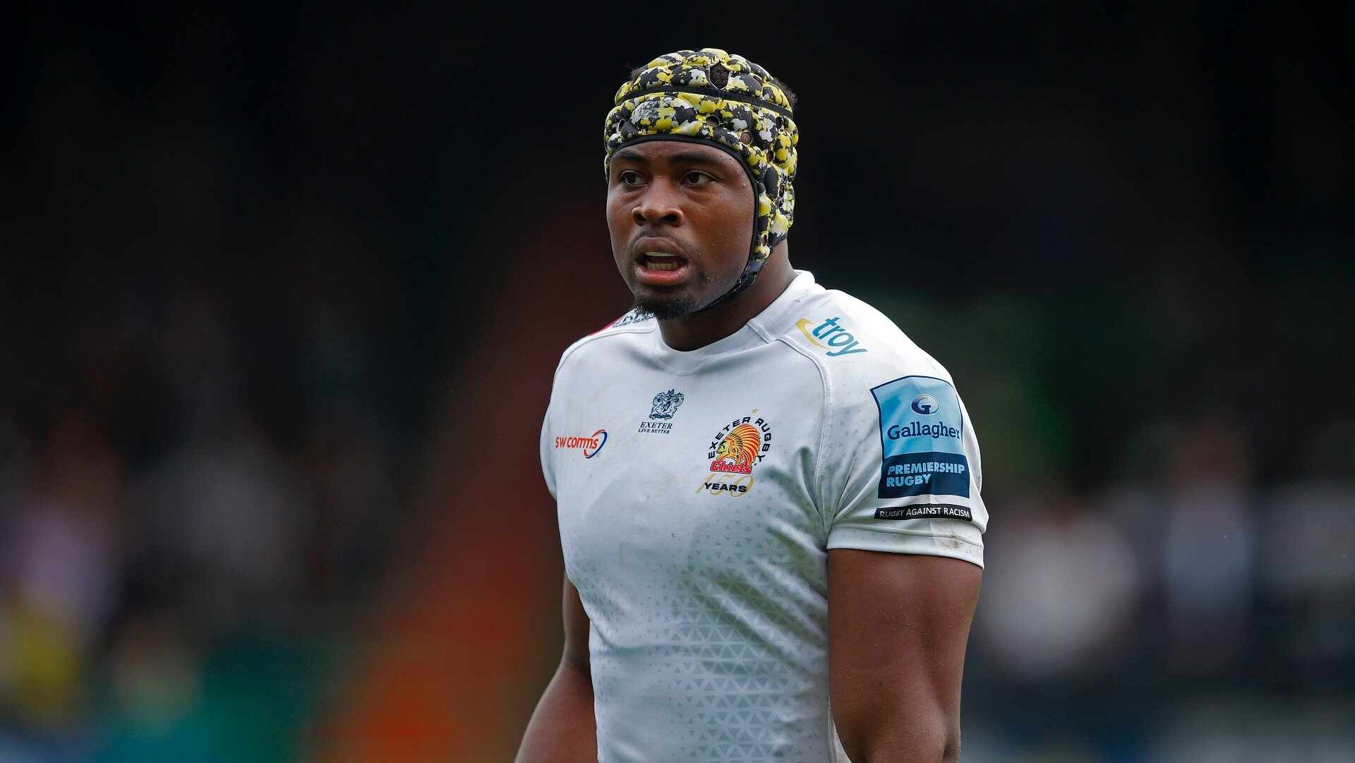 Wales Tshiunza Exeter